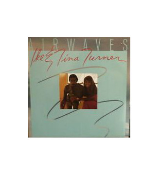 Ike & Tina Turner - Airwaves (LP, Album) vinyle mesvinyles.fr