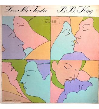 B.B. King - Love Me Tender (LP, Album) vinyle mesvinyles.fr
