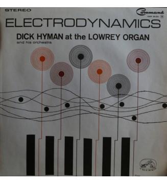 Dick Hyman And His Orchestra - Electrodynamics (LP, Album, Sin) vinyle mesvinyles.fr