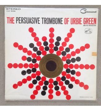 Urbie Green And His Orchestra - The Persuasive Trombone Of Urbie Green (LP, Album) vinyle mesvinyles.fr
