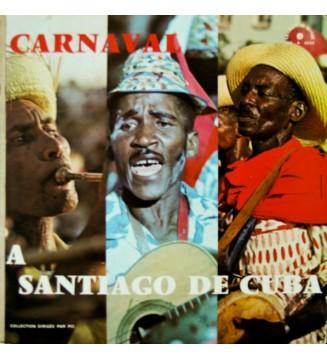 Various - Carnaval À Santiago De Cuba (LP, Gat) vinyle mesvinyles.fr