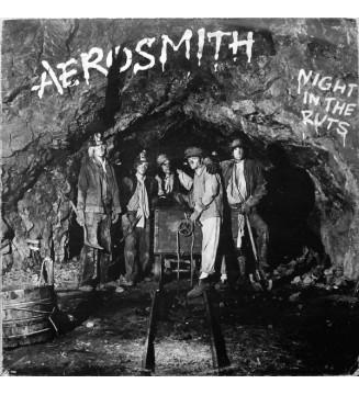 Aerosmith - Night In The Ruts (LP, Album) vinyle mesvinyles.fr