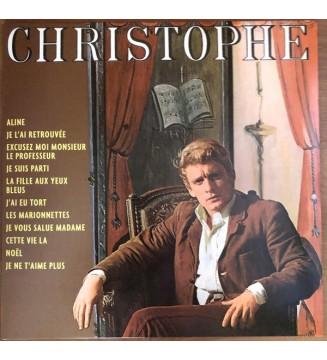 Christophe - Christophe (LP, Comp, RE, RM) new vinyle mesvinyles.fr