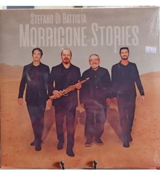 Stefano Di Battista - Morricone Stories (LP, Album) new vinyle mesvinyles.fr