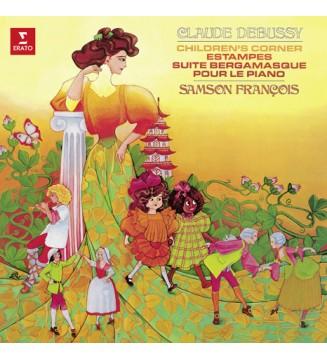 Claude Debussy, Samson François - Children's Corner / Estampes / Suite Bergamasque / Pour Le Piano (LP, RM, 180) new vinyle mesv