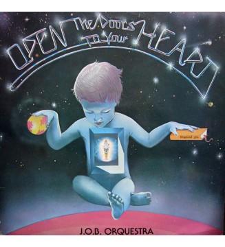 J.O.B. Orquestra - Open The Doors To Your Heart (LP, Album) vinyle mesvinyles.fr