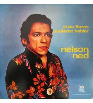 Nelson Ned - Si Las Flores Pudieran Hablar (LP) vinyle mesvinyles.fr