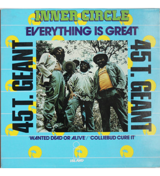 """Inner Circle - Everything Is Great (12"""", Maxi) vinyle mesvinyles.fr"""