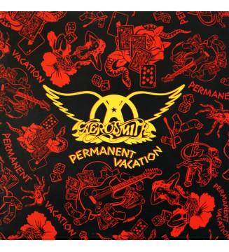 Aerosmith - Permanent Vacation (LP, Album) vinyle mesvinyles.fr