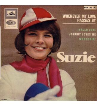 "Suzie (2) - Whenever My Love Passes Me By (7"", EP) vinyle mesvinyles.fr"