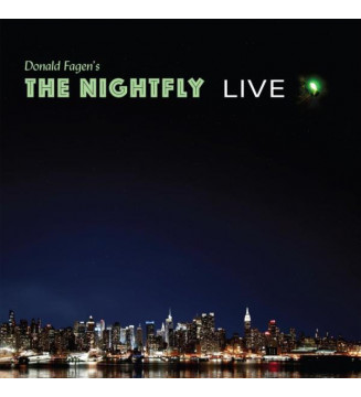 Donald Fagen - Donald Fagen's The Nightfly Live (LP) vinyle mesvinyles.fr
