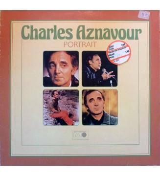 Charles Aznavour - Portrait (LP, Comp, Club) vinyle mesvinyles.fr