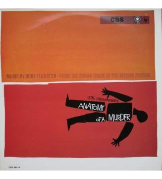 Duke Ellington - Anatomy Of A Murder (Soundtrack) (LP, Album, RE, RP) vinyle mesvinyles.fr
