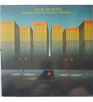 Daniel Balavoine - Les Aventures De Simon Et Gunther (LP, Album, RE, RM) vinyle mesvinyles.fr