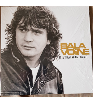 """Balavoine* - J'étais Devenu Un Homme (10"""", Ltd, Num) vinyle mesvinyles.fr"""