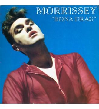 Morrissey - Bona Drag (LP, Comp) vinyle mesvinyles.fr