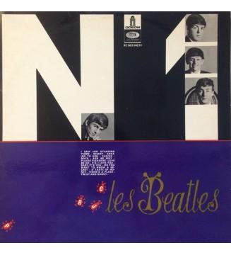 The Beatles - N 1 Les Beatles (LP, Album, RP) vinyle mesvinyles.fr