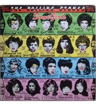 The Rolling Stones - Some Girls (LP, Album) vinyle mesvinyles.fr