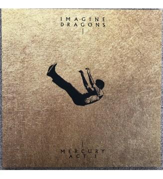 Imagine Dragons - Mercury - Act 1 (LP, Album) vinyle mesvinyles.fr