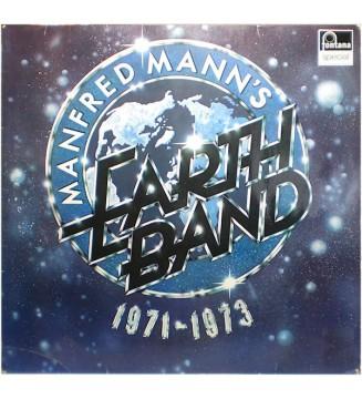 Manfred Mann's Earth Band - 1971 - 1973 (LP, Comp) vinyle mesvinyles.fr