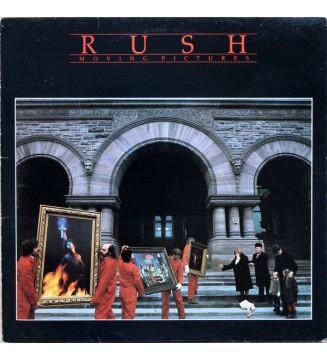 Rush - Moving Pictures (LP, Album) vinyle mesvinyles.fr