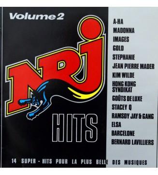 Various - NRJ Hits - Volume 2 (LP, Album, Comp) vinyle mesvinyles.fr