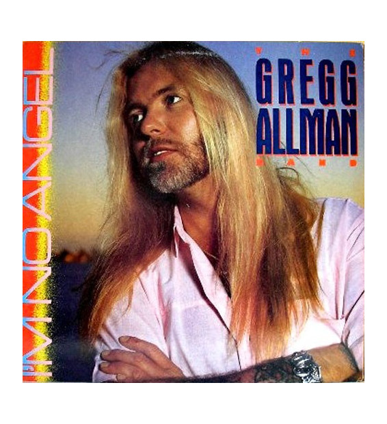 The Gregg Allman Band - I'm No Angel (LP, Album) mesvinyles.fr