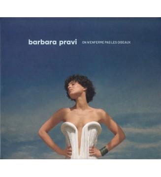 Barbara Pravi – On N'enferme Pas Les Oiseaux vinyle mesvinyles.fr