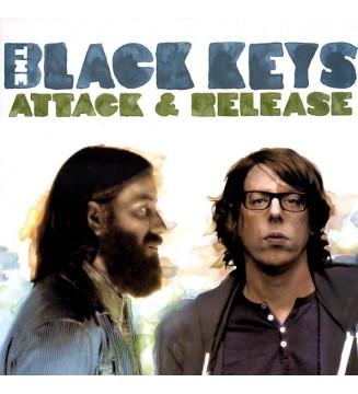 The Black Keys - Attack & Release (LP, Album) vinyle mesvinyles.fr