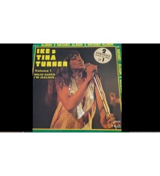 Ike & Tina Turner - Volume 1 (2xLP, Comp, Gat) vinyle mesvinyles.fr