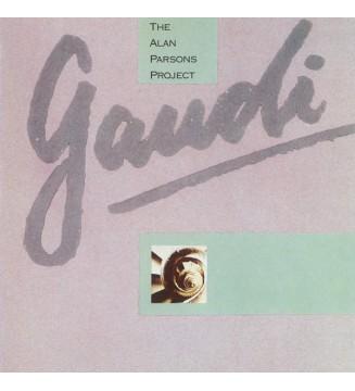 The Alan Parsons Project - Gaudi (LP, Album) vinyle mesvinyles.fr