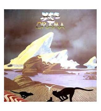 Yes - Drama (LP, Album) mesvinyles.fr