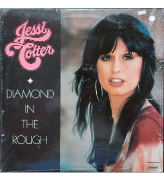 Jessi Colter - Diamond In The Rough (LP, Album, RE) vinyle mesvinyles.fr