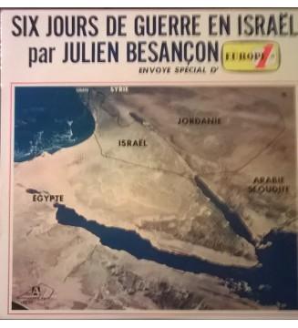 Julien Besançon - Six Jours De Guerre En Israël (LP) vinyle mesvinyles.fr