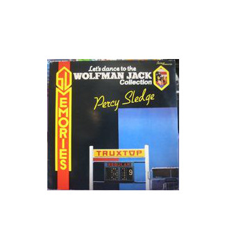 Percy Sledge -  Let's Dance To The Wolfman Jack Collection - Percy Sledge (LP, Comp) vinyle mesvinyles.fr