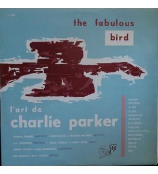 Charlie Parker - L'Art De Charlie Parker (LP, Comp) vinyle mesvinyles.fr