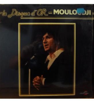Mouloudji - Le Disque D'Or (LP, Comp) vinyle mesvinyles.fr