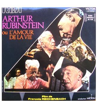Arthur Rubinstein - L'amour De La Vie (LP, Comp) vinyle mesvinyles.fr