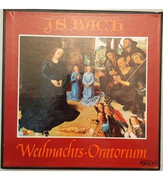 J. S. Bach* - Hans Swarowsky, Das Österreichische Symphonie-Orchester, Wien*, Wiener Kammerchor - Weihnachts-Oratorium (3xLP +