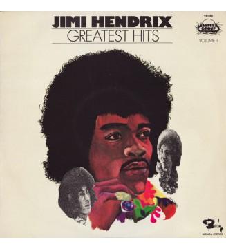 Jimi Hendrix - Greatest Hits (LP, Comp) vinyle mesvinyles.fr
