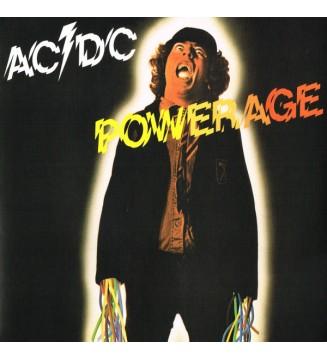 AC/DC - Powerage (LP, Album, RE, RM, 180) mesvinyles.fr