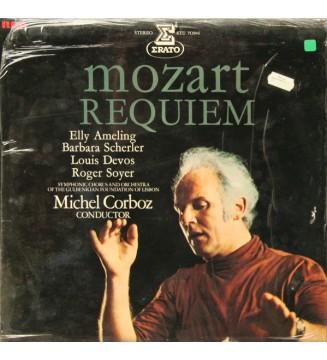 Mozart* - Elly Ameling, Barbara Scherler, Louis Devos, Roger Soyer, Symphonic Orchestra Of The Gulbenkian Foundation Of Lisbon*