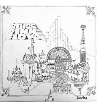 Pink Floyd - Relics (LP, Comp, Tex) vinyle mesvinyles.fr