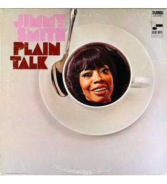 Jimmy Smith - Plain Talk (LP, Album) vinyle mesvinyles.fr
