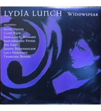 Lydia Lunch - Widowspeak (2xLP, Comp) vinyle mesvinyles.fr