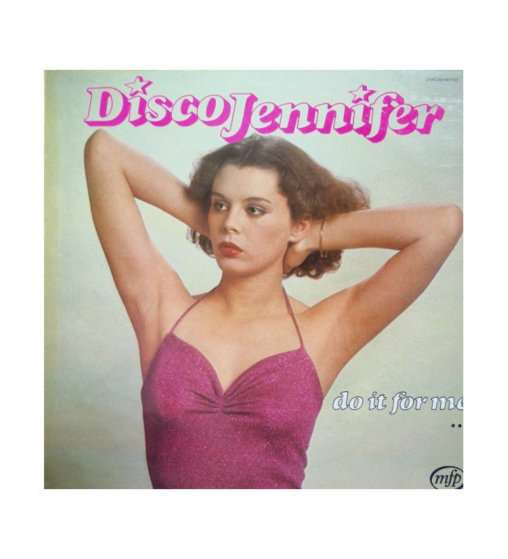 Disco Jennifer* - Walking In Space (Do It For Me...) (LP, RE) mesvinyles.fr