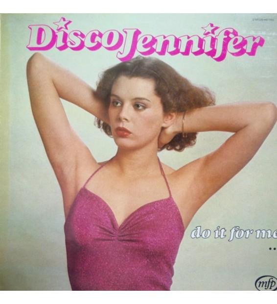 Disco Jennifer* - Walking In Space (Do It For Me...) (LP, RE) mesvinyles.fr