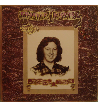 Frankie Gavin And Alec Finn - Traditional Music Of Ireland (LP) vinyle mesvinyles.fr