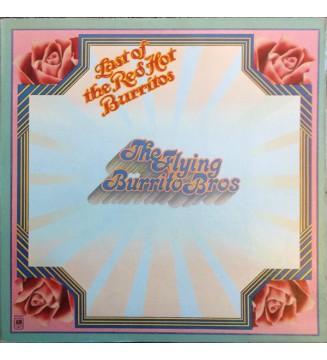 The Flying Burrito Bros - The Last Of The Red Hot Burritos (LP, Album, RE, Gat) vinyle mesvinyles.fr
