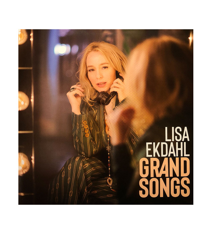 Lisa Ekdahl - Grand Songs (LP) vinyle mesvinyles.fr